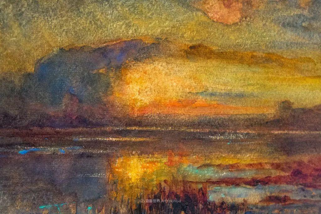 他以颜色作曲,大胆的色彩,超越了风景类型的界限!插图28