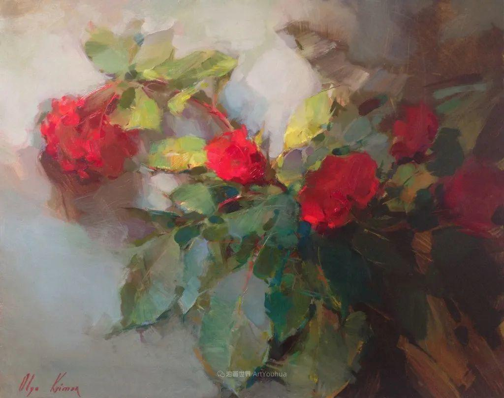 富有表现力的笔触,乌克兰女画家奥尔加·克里蒙插图11