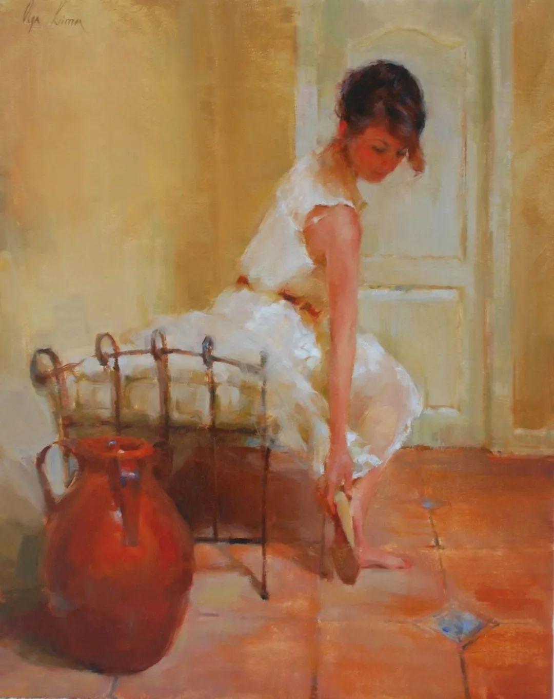 富有表现力的笔触,乌克兰女画家奥尔加·克里蒙插图19