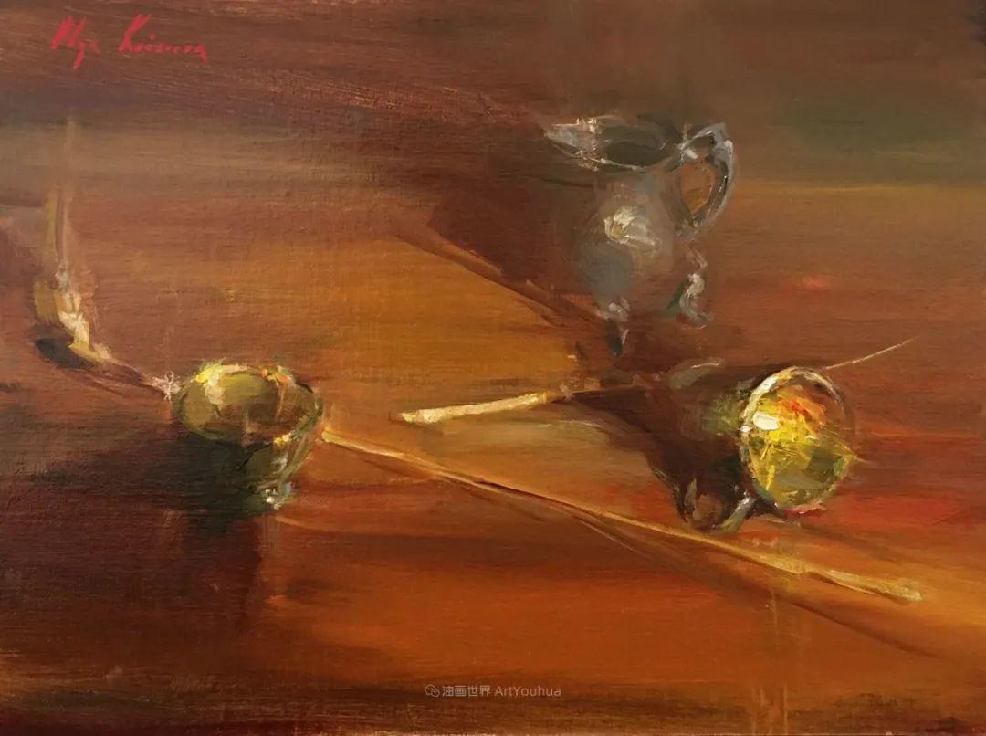富有表现力的笔触,乌克兰女画家奥尔加·克里蒙插图25