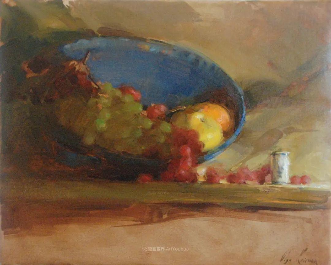 富有表现力的笔触,乌克兰女画家奥尔加·克里蒙插图35