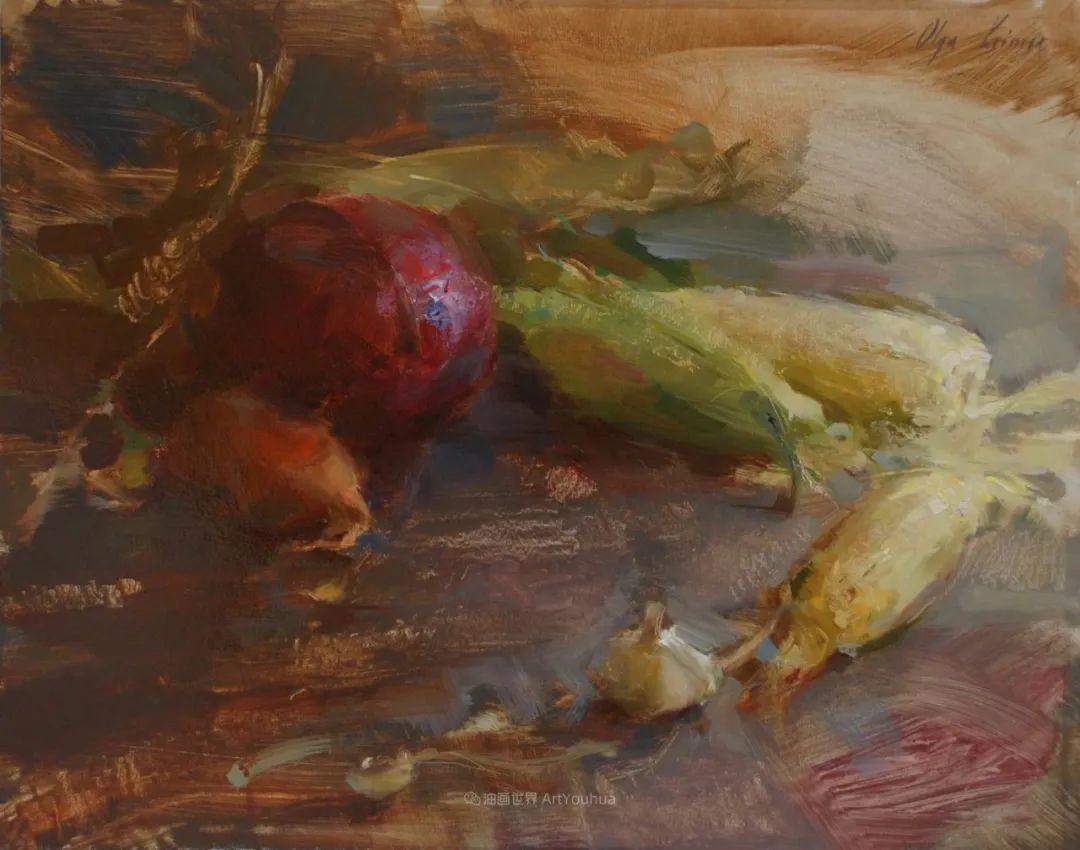 富有表现力的笔触,乌克兰女画家奥尔加·克里蒙插图37