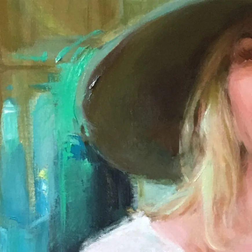 富有表现力的笔触,乌克兰女画家奥尔加·克里蒙插图41