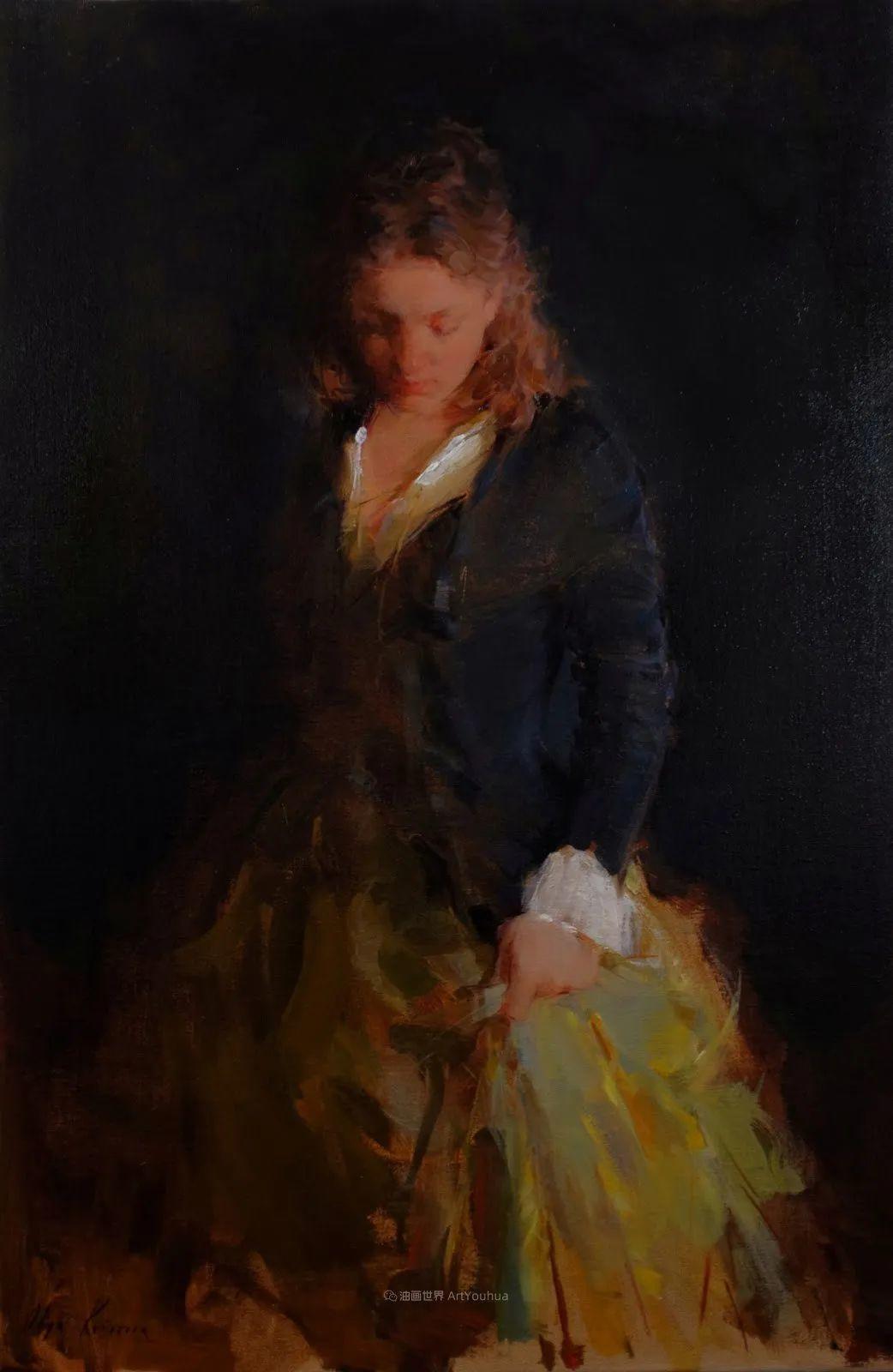 富有表现力的笔触,乌克兰女画家奥尔加·克里蒙插图61