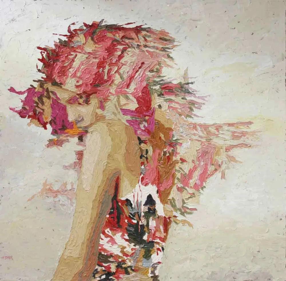 具象和抽象之间的作品,是他表达思想的最佳方式!插图33