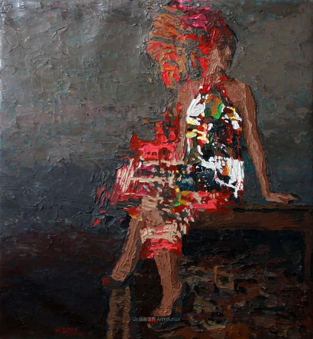 具象和抽象之间的作品,是他表达思想的最佳方式!插图49