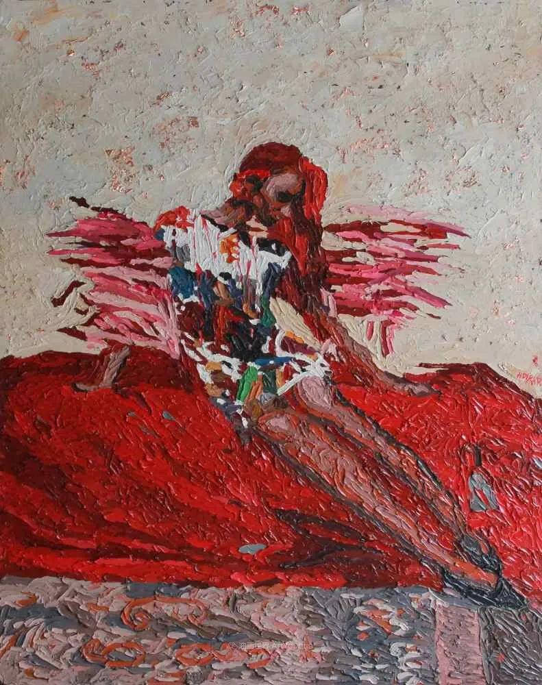 具象和抽象之间的作品,是他表达思想的最佳方式!插图51