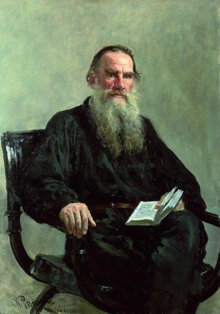 现实主义巨匠列宾, 男性肖像作品精选 170幅插图1