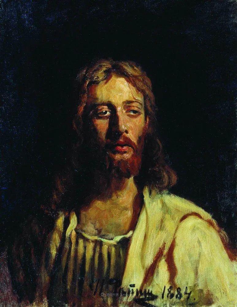现实主义巨匠列宾, 男性肖像作品精选 170幅插图11
