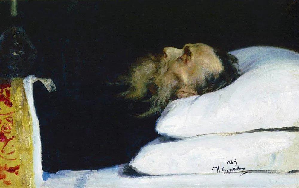 现实主义巨匠列宾, 男性肖像作品精选 170幅插图21