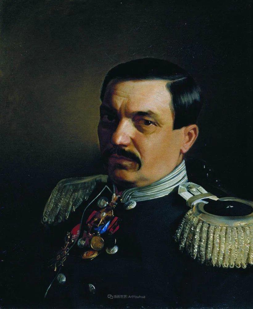 现实主义巨匠列宾, 男性肖像作品精选 170幅插图83