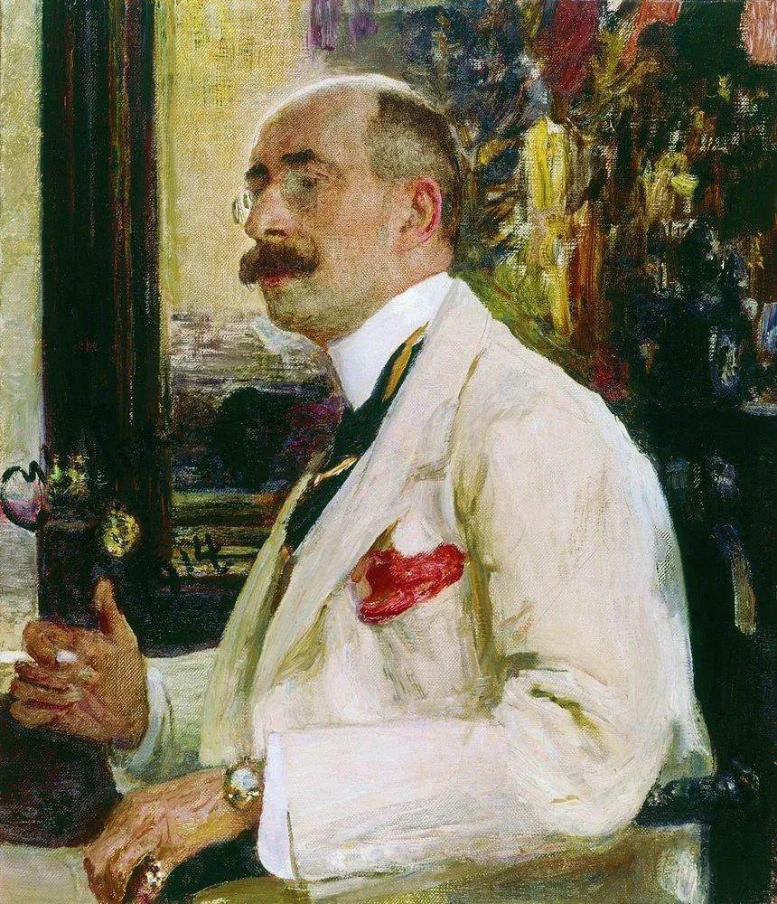现实主义巨匠列宾, 男性肖像作品精选 170幅插图109