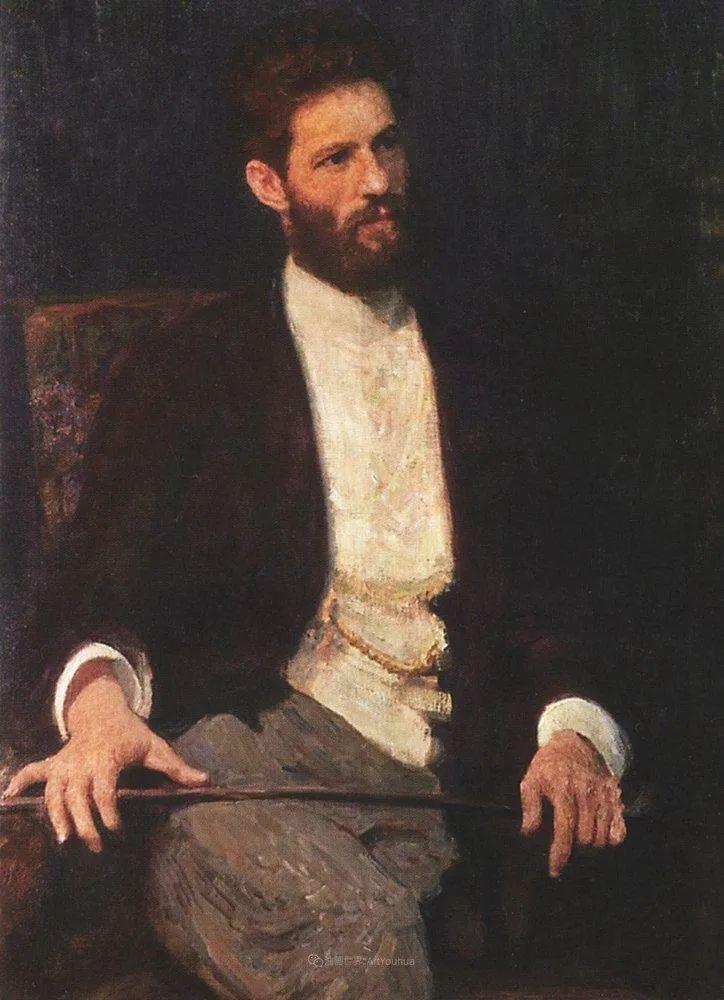 现实主义巨匠列宾, 男性肖像作品精选 170幅插图111