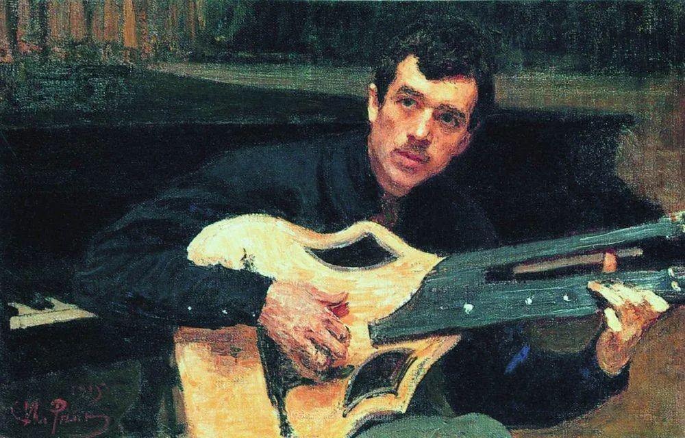 现实主义巨匠列宾, 男性肖像作品精选 170幅插图125