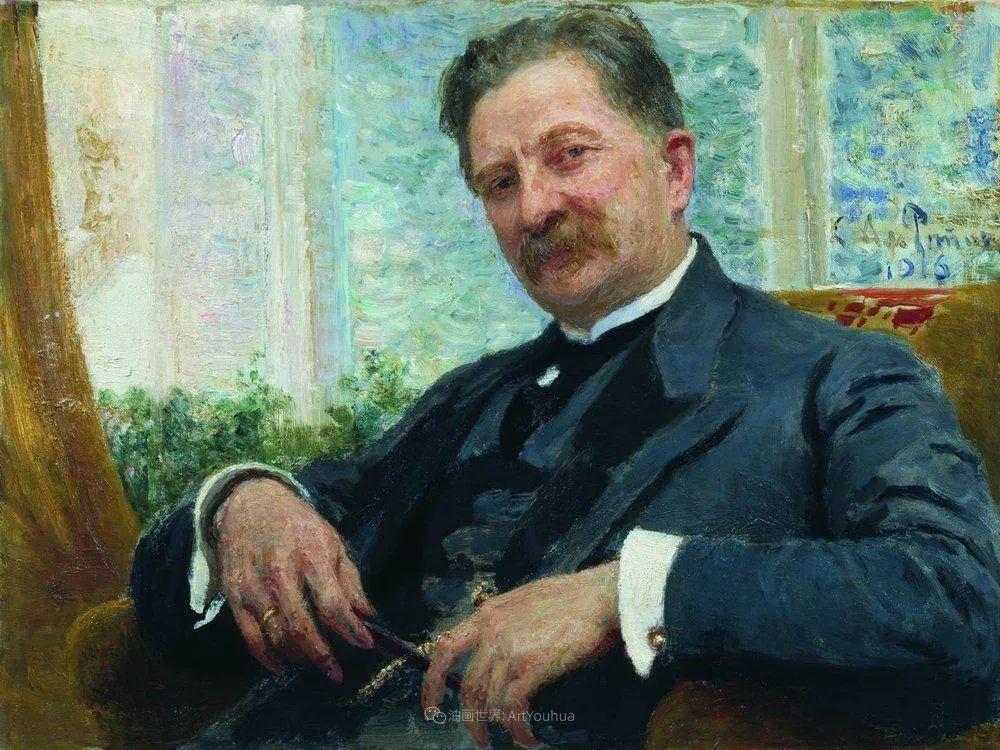 现实主义巨匠列宾, 男性肖像作品精选 170幅插图143