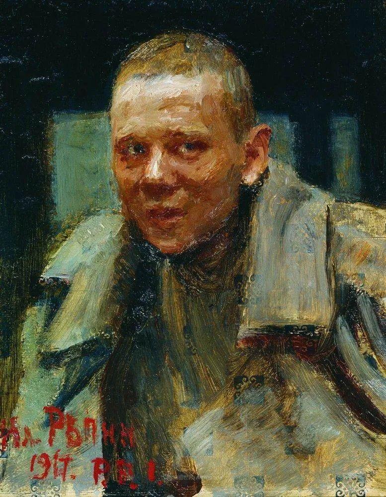现实主义巨匠列宾, 男性肖像作品精选 170幅插图147