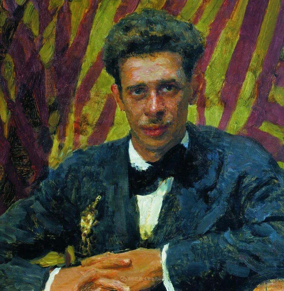 现实主义巨匠列宾, 男性肖像作品精选 170幅插图149
