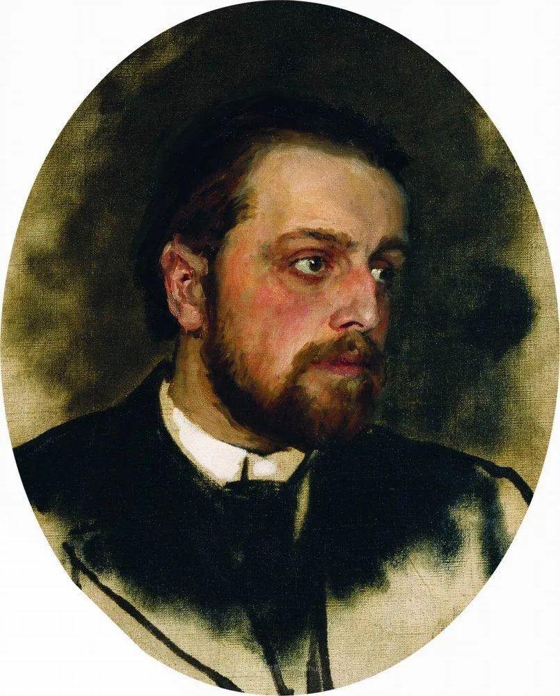 现实主义巨匠列宾, 男性肖像作品精选 170幅插图153