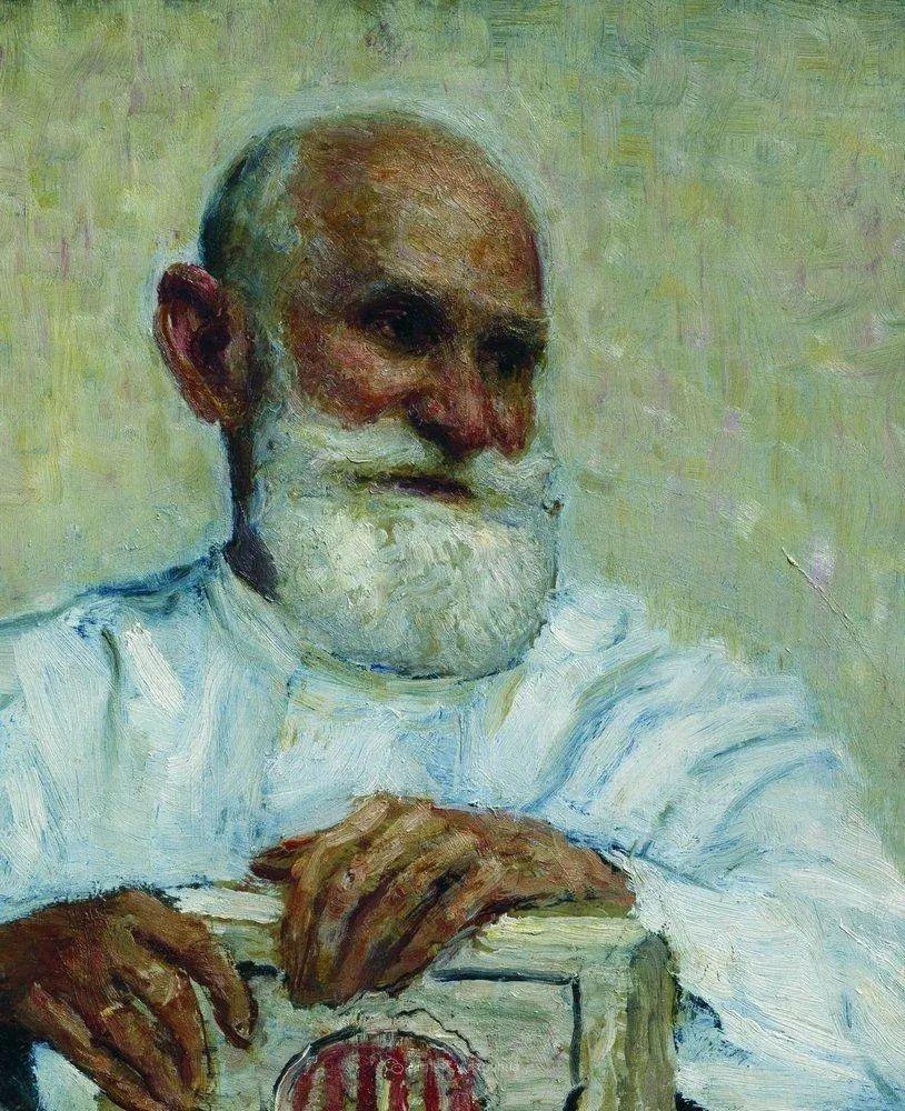 现实主义巨匠列宾, 男性肖像作品精选 170幅插图162