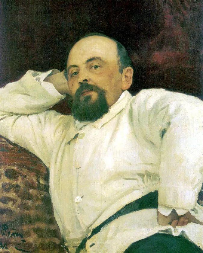现实主义巨匠列宾, 男性肖像作品精选 170幅插图236