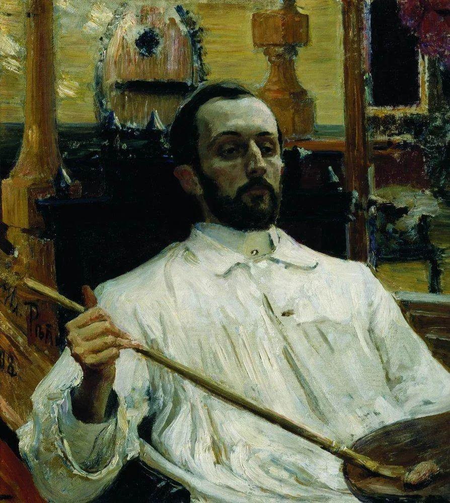 现实主义巨匠列宾, 男性肖像作品精选 170幅插图246