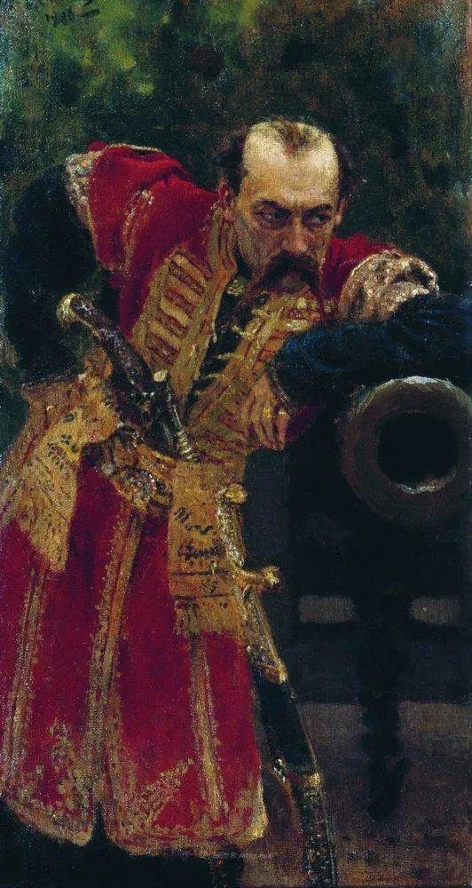 现实主义巨匠列宾, 男性肖像作品精选 170幅插图256