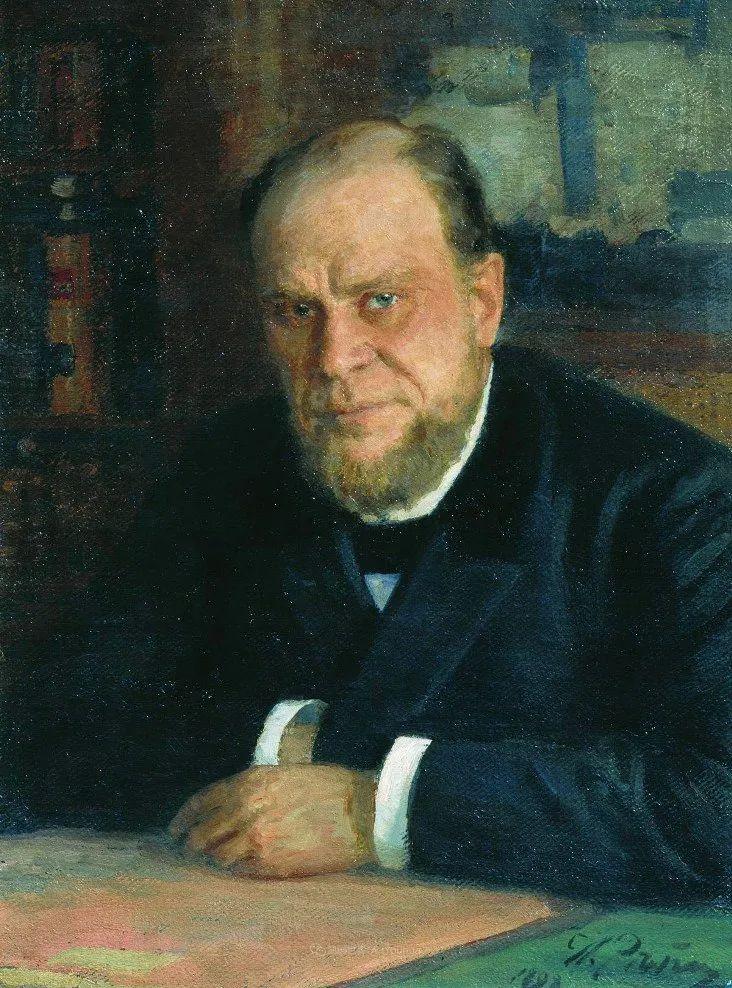 现实主义巨匠列宾, 男性肖像作品精选 170幅插图258