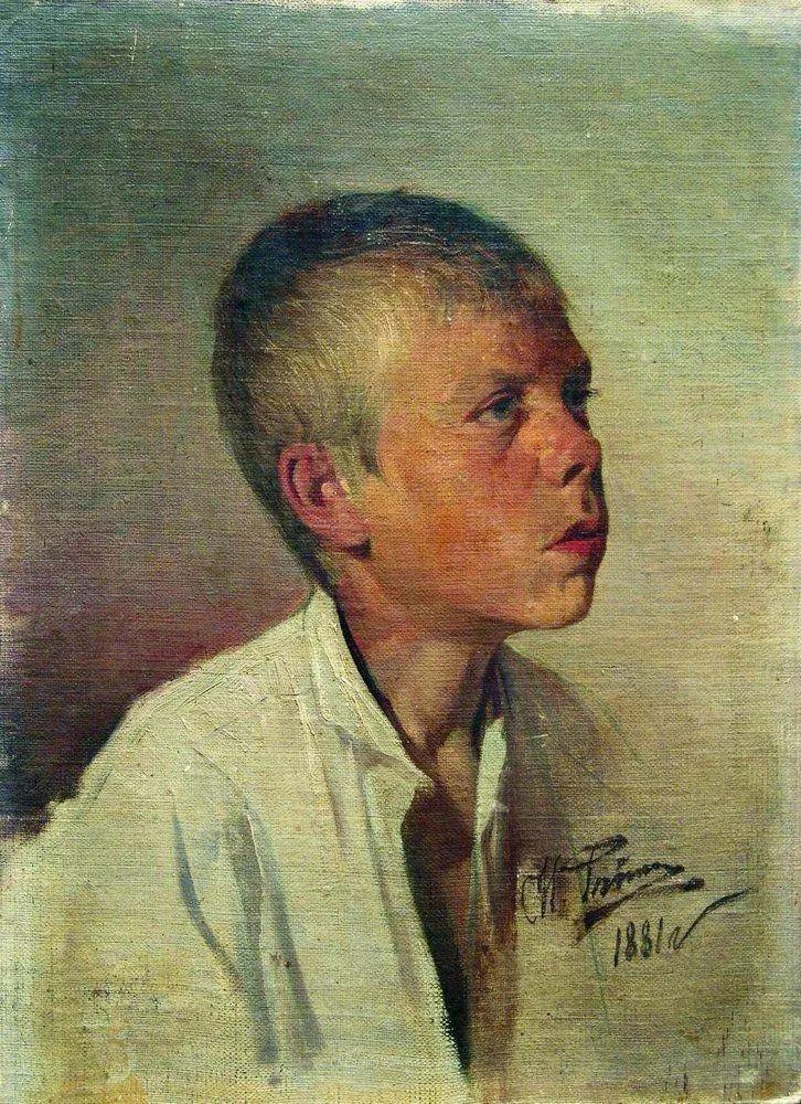 现实主义巨匠列宾, 男性肖像作品精选 170幅插图264