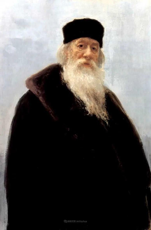 现实主义巨匠列宾, 男性肖像作品精选 170幅插图272