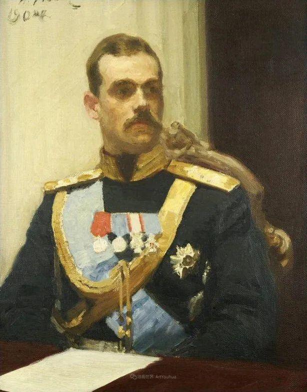 现实主义巨匠列宾, 男性肖像作品精选 170幅插图278
