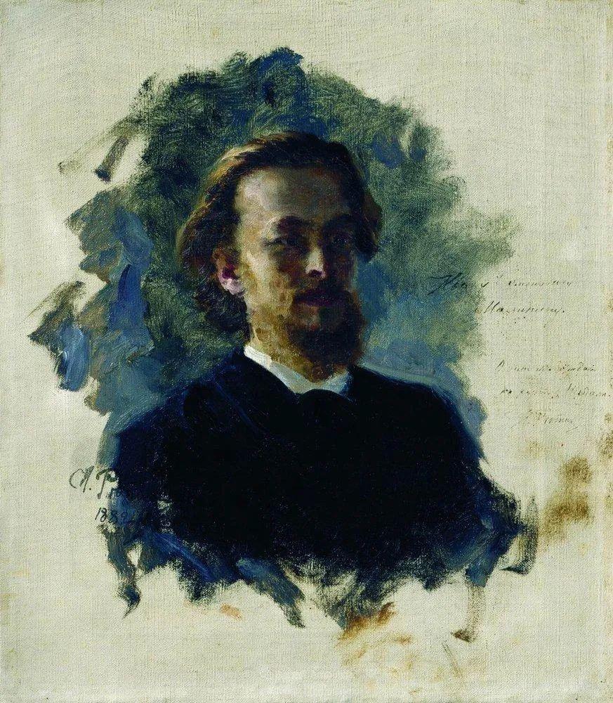 现实主义巨匠列宾, 男性肖像作品精选 170幅插图282