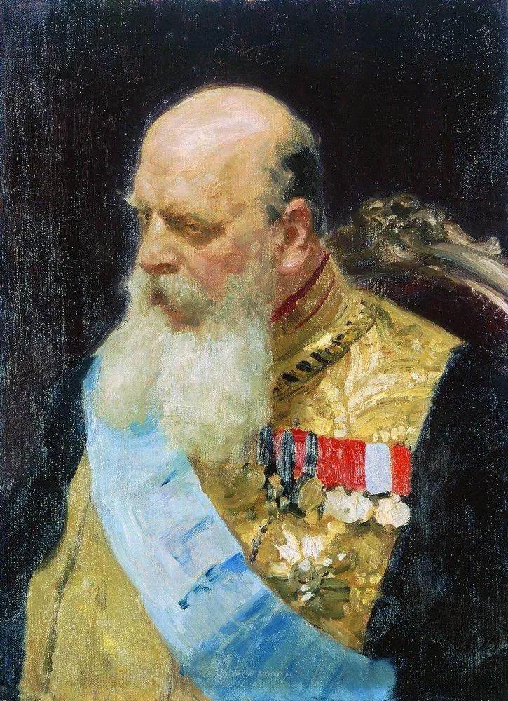 现实主义巨匠列宾, 男性肖像作品精选 170幅插图302