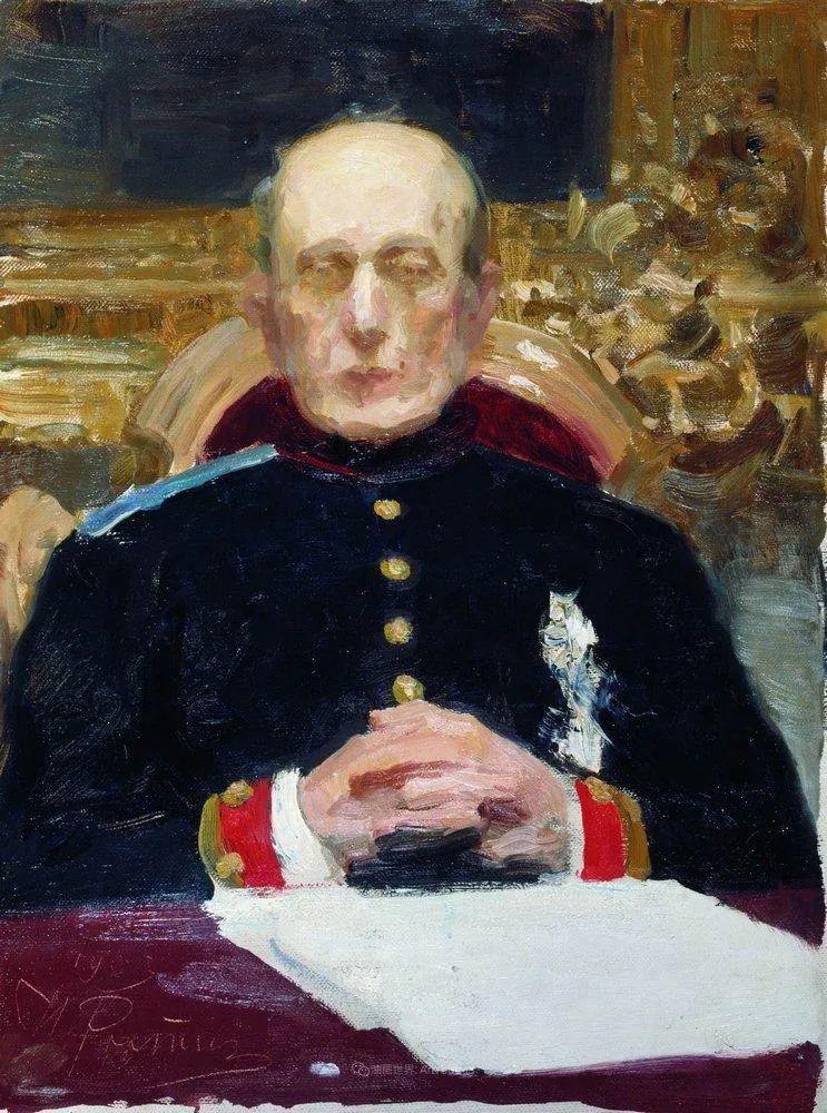 现实主义巨匠列宾, 男性肖像作品精选 170幅插图308