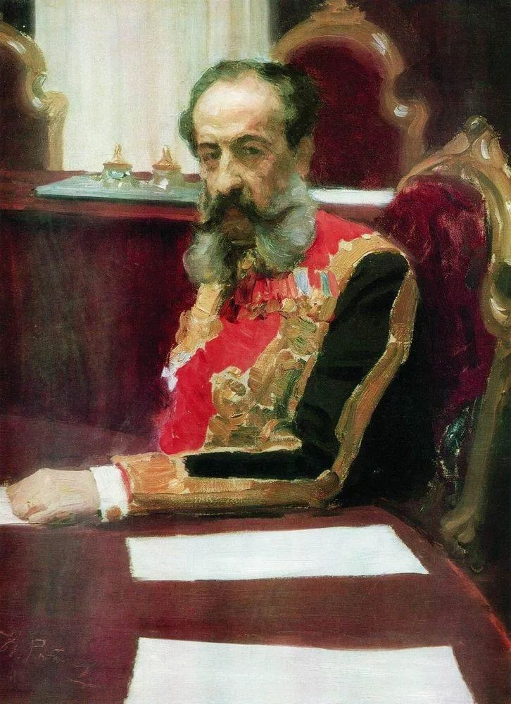 现实主义巨匠列宾, 男性肖像作品精选 170幅插图312