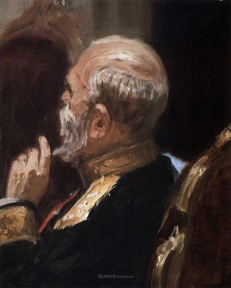 现实主义巨匠列宾, 男性肖像作品精选 170幅插图320