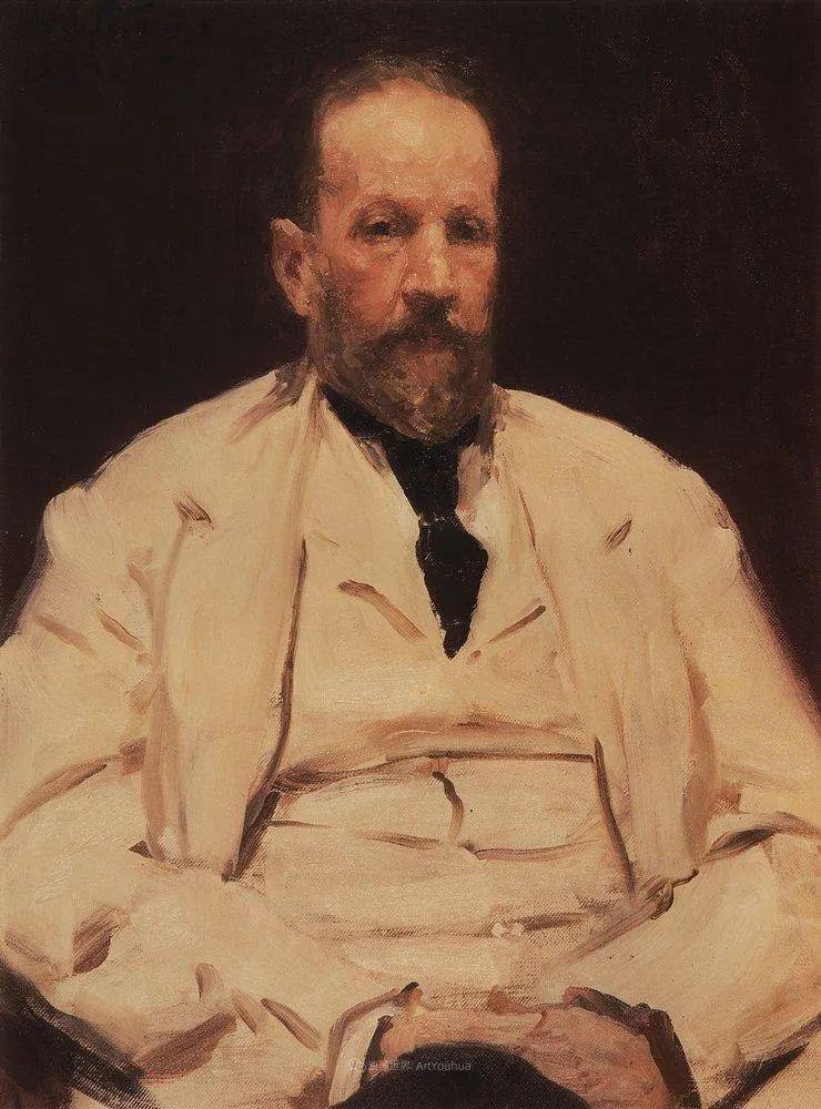 现实主义巨匠列宾, 男性肖像作品精选 170幅插图324