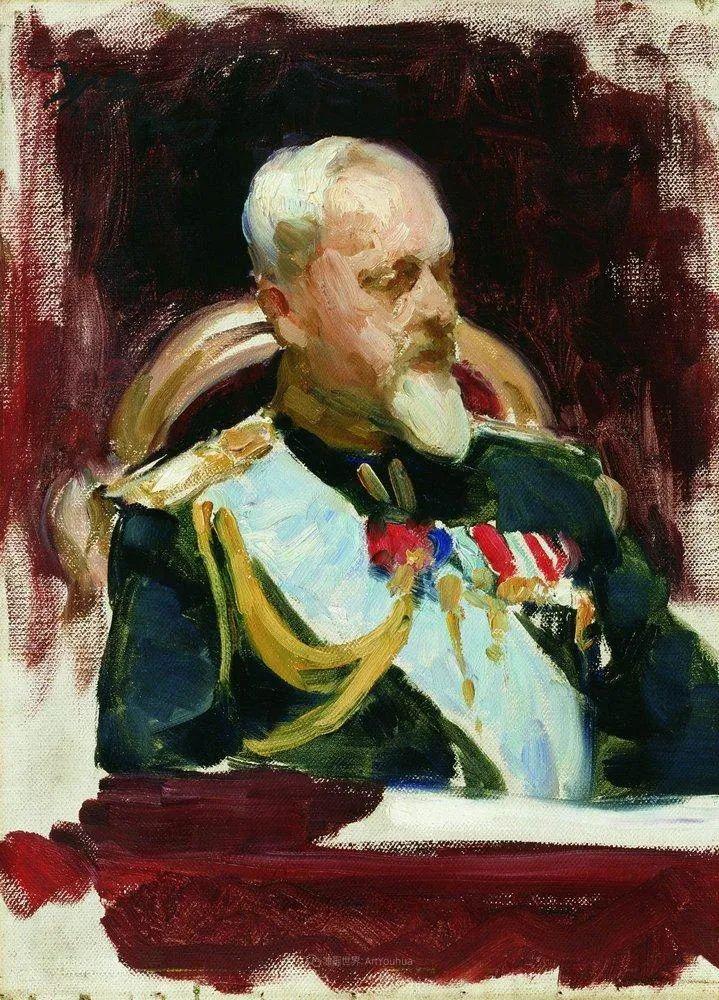现实主义巨匠列宾, 男性肖像作品精选 170幅插图332