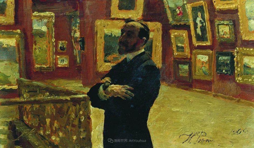 现实主义巨匠列宾, 男性肖像作品精选 170幅插图334