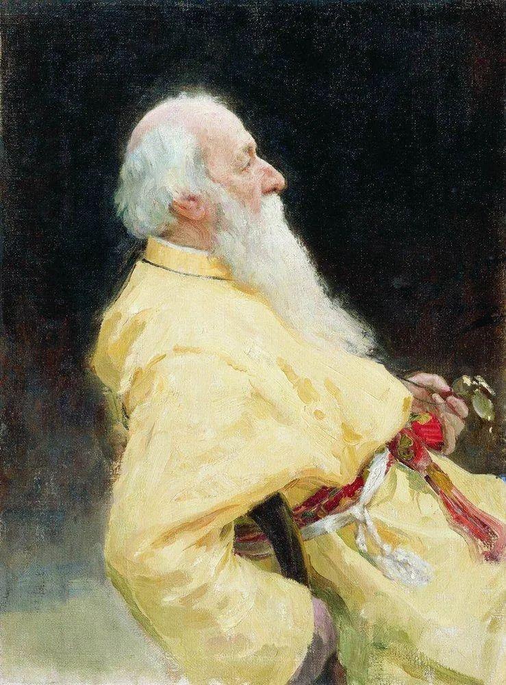 现实主义巨匠列宾, 男性肖像作品精选 170幅插图340