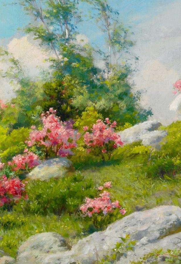 他画笔下的女人, 犹如春天的茉莉花, 清香、娇艳而不失典雅!插图17