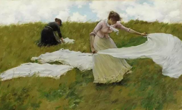 他画笔下的女人, 犹如春天的茉莉花, 清香、娇艳而不失典雅!插图83