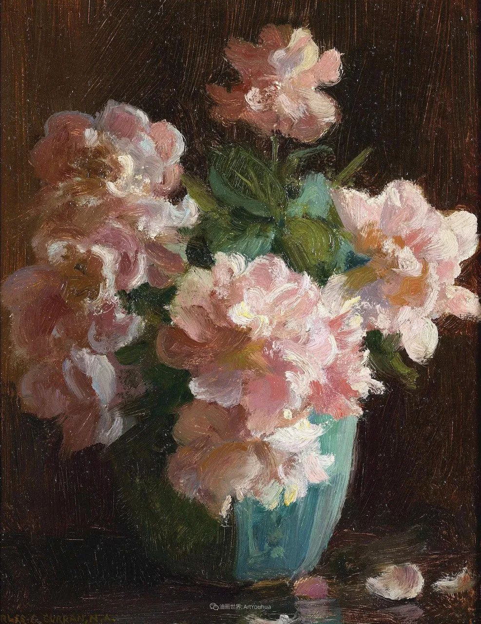 他画笔下的女人, 犹如春天的茉莉花, 清香、娇艳而不失典雅!插图105