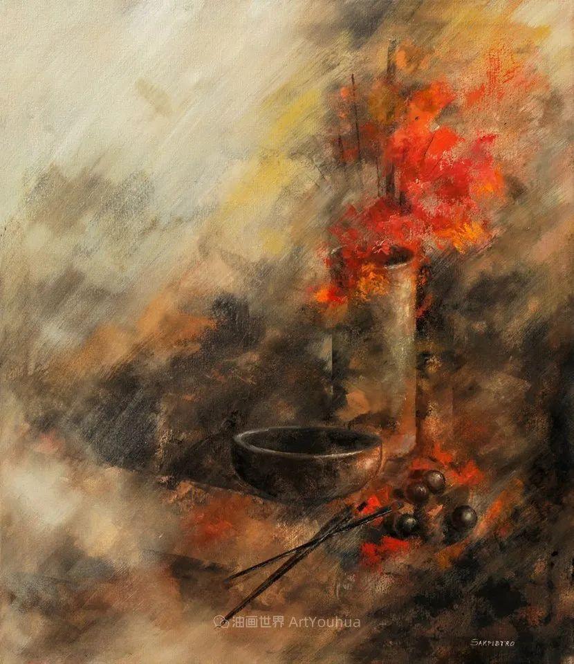 为艺术而艺术,意大利画家斯特凡诺·桑皮特罗插图13