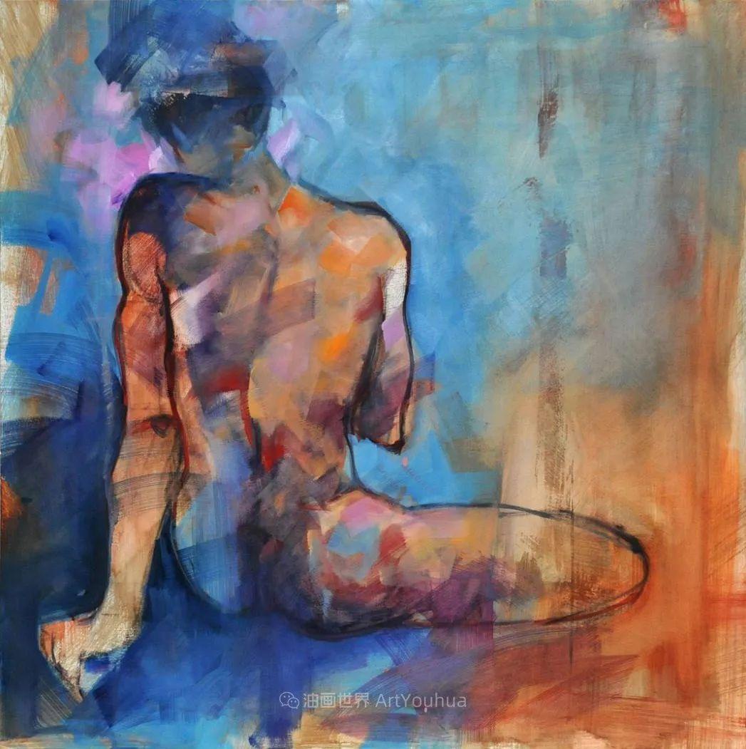 为艺术而艺术,意大利画家斯特凡诺·桑皮特罗插图21