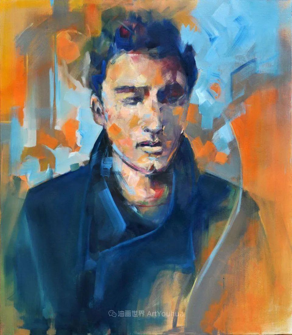 为艺术而艺术,意大利画家斯特凡诺·桑皮特罗插图37