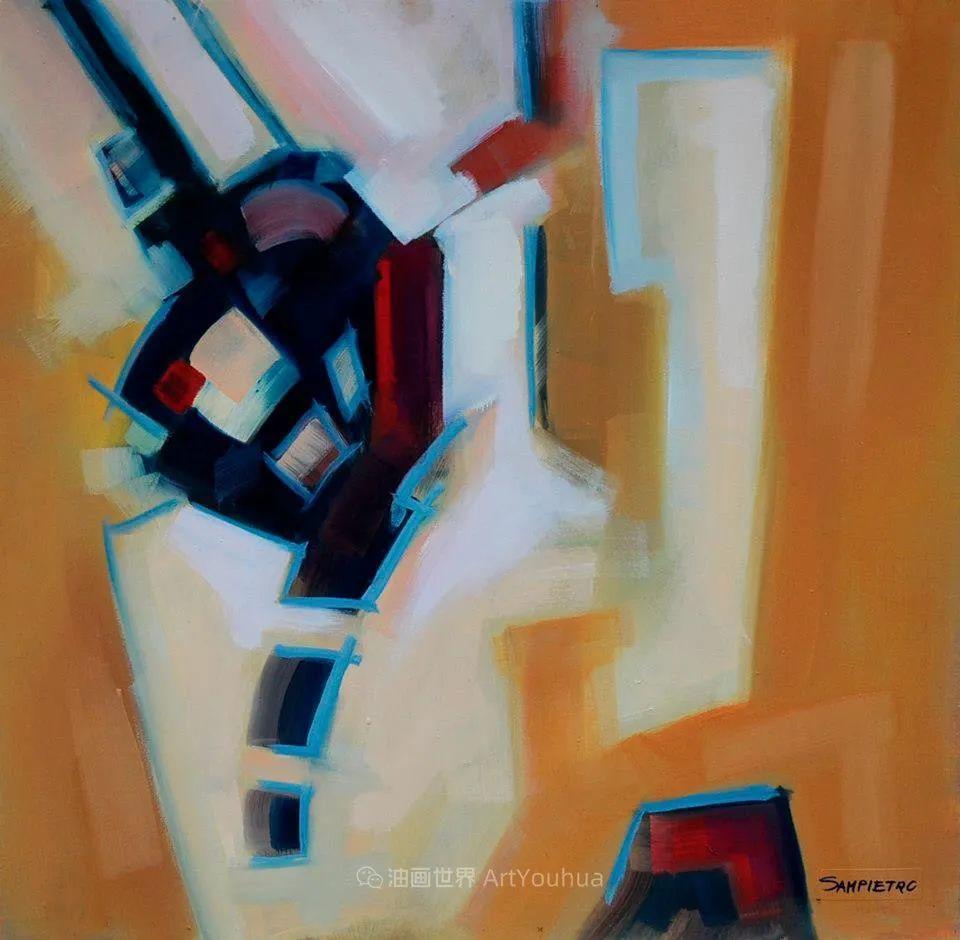 为艺术而艺术,意大利画家斯特凡诺·桑皮特罗插图43