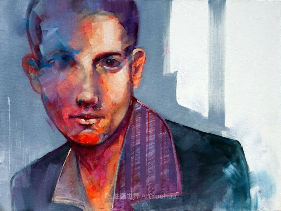为艺术而艺术,意大利画家斯特凡诺·桑皮特罗插图45