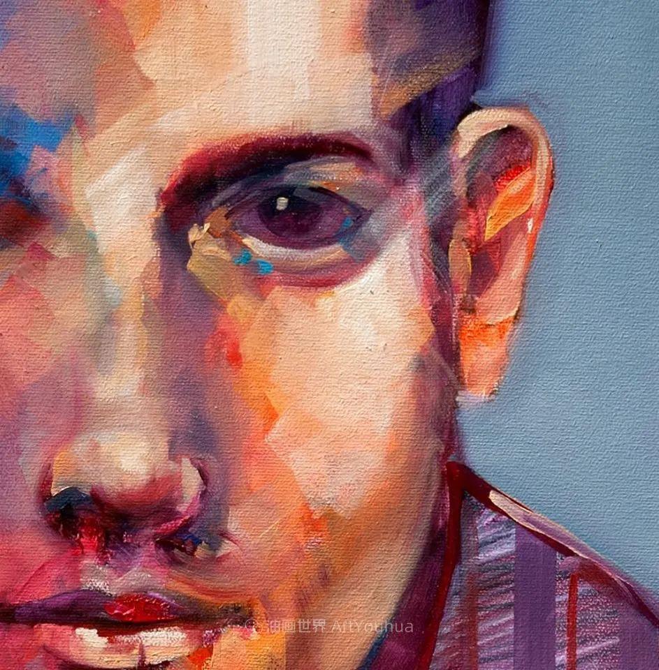 为艺术而艺术,意大利画家斯特凡诺·桑皮特罗插图47