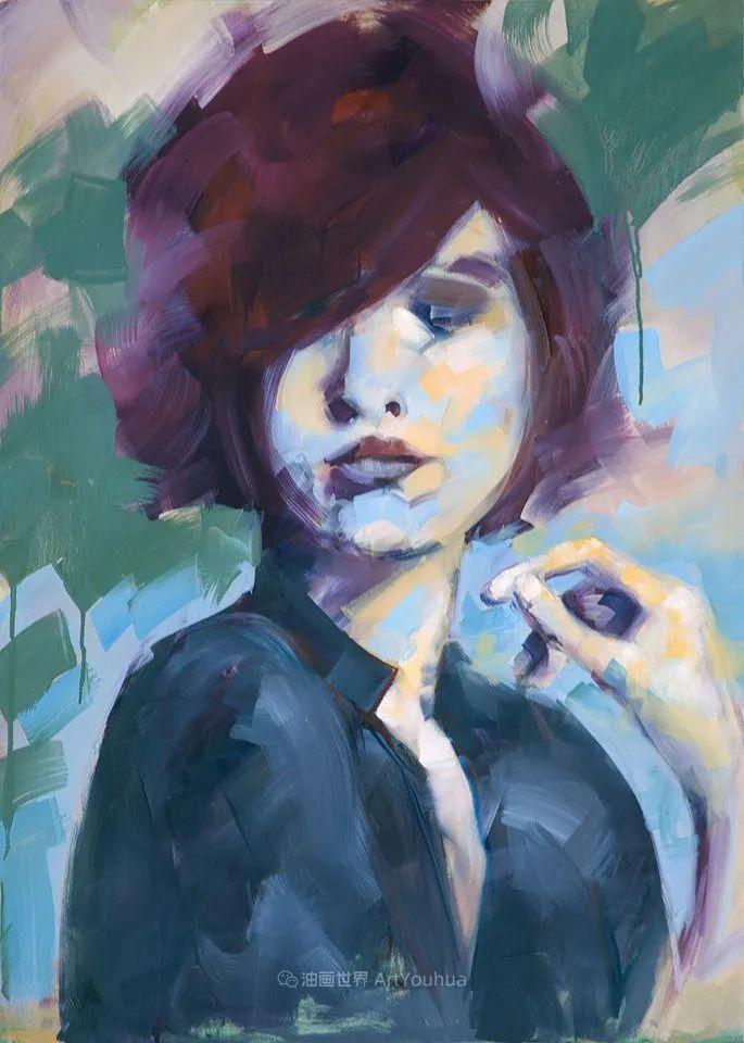 为艺术而艺术,意大利画家斯特凡诺·桑皮特罗插图49