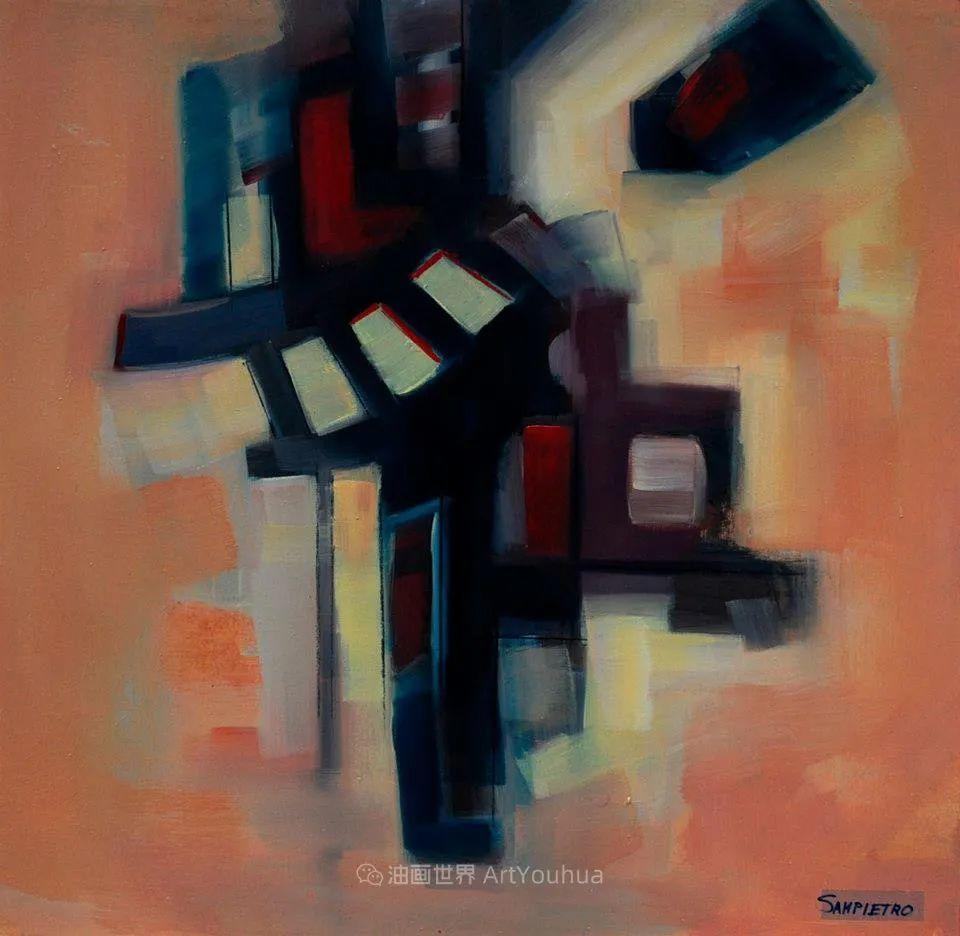 为艺术而艺术,意大利画家斯特凡诺·桑皮特罗插图73